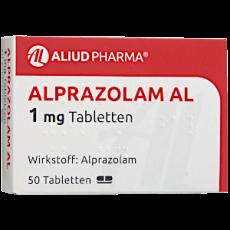 Alprazolam Xanax rezeptfrei bestellen online Deutschland