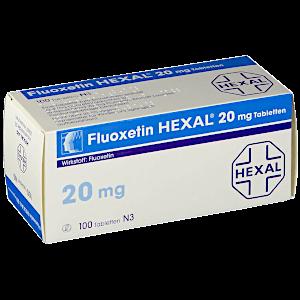 Fluoxetin Prozac rezeptfrei bestellen online Deutschland