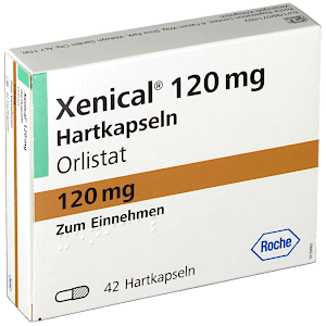 Orlistat Xenical rezeptfrei bestellen online Deutschland